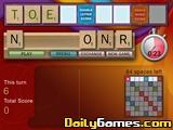Scrabble Sprint