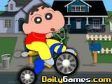 Shin Chan Bike