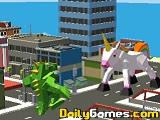Smashy city Monster battle