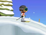 Snowcross Stunts 3d