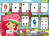 Strawberry Shortcake Solitaire
