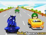 Sonic Road