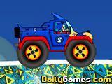 Sonic Truck Ride 2