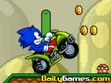 Sonic ATV And Mario Land
