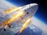 SpaceX ISS Silumador NASA