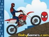 Spiderman Biker Racer
