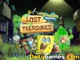 Sponge bob Lost treasures