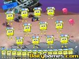 Spongebob counting game
