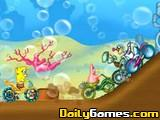 Sponge Bob Cycle Race