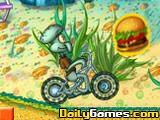 Sponge Bob Motocross