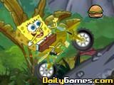 Sponge Bob Squarepants XTreme Bike