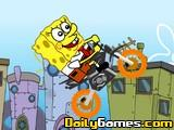 Sponge Bob SuperBike