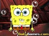 Sponge Bob Bubble Blustin