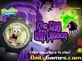 Spongebob the goo from goo lagoon