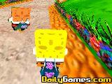 Spongebob Bike 3D