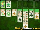St Patricks Day Solitaire