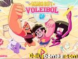 Steven universe beach voley gp