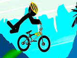 Stickman Bike Pro Ride