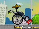Stickman Wheelchair