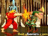 Street Fighter 2 flash