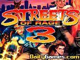 Streets of Rage 3 Sega