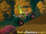 Stunt bike rush