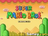 Super mario bros enhanced