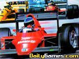 Super Monaco GP Sega Megadrive