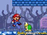 Super Mario Bros 2 Stars Scramble Ghost Island