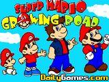 Super Mario Growing Road