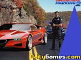 Supercar police parking 2