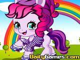 Sweet Baby Pony Dressup