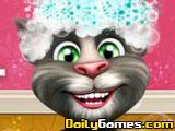 Talking Tom Shower Bath