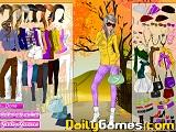 Teen fall fashion