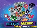 Teen titans go action arcade