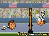 Sports Heads Tennis Open 2014
