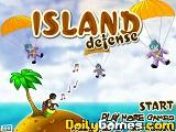 The island defense