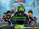 The lego ninjago movie ninja training academy