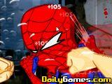 The Brawl Spider Man