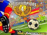 The Champions 4 World Domination