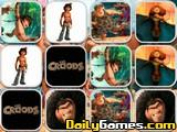 The Croods Memory