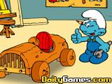 The Smurfs Handys Car