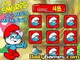 The Smurfs Olympic Memory