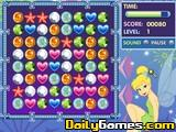 Tinkerbells jewel jumble