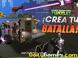 Tmnt build battle