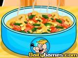 Popeyes Spinach Tortelini
