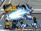 Transformer Robo War