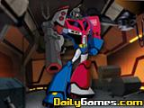 Transformers Robot Builder