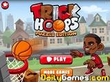 Trick hoops puzzle