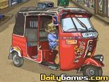 Tuk Tuk Taxi Dash